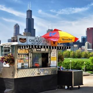 Chicago HD - Obrázkek zdarma pro 128x128