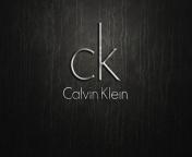 Screenshot №1 pro téma Calvin Klein Logo 176x144
