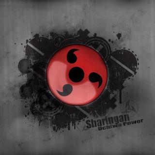 Sharingan, Naruto - Obrázkek zdarma pro iPad 2