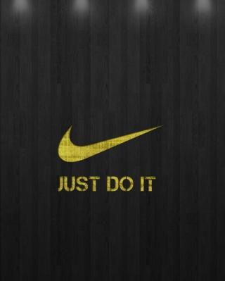 Just Do It - Obrázkek zdarma pro Nokia X7
