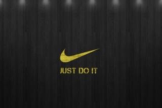 Just Do It - Obrázkek zdarma pro Samsung Galaxy Tab 4G LTE