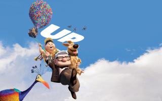 Up - Obrázkek zdarma pro Fullscreen 1152x864