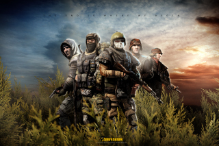 Survarium free online Shooter Wallpaper for Android, iPhone and iPad