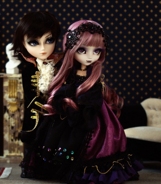 China Dolls - Obrázkek zdarma pro Nokia Lumia 610