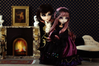 China Dolls - Obrázkek zdarma pro 800x480