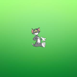 Tom & Jerry - Obrázkek zdarma pro 208x208