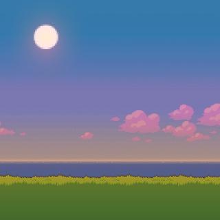 Pixel Art - Obrázkek zdarma pro 1024x1024