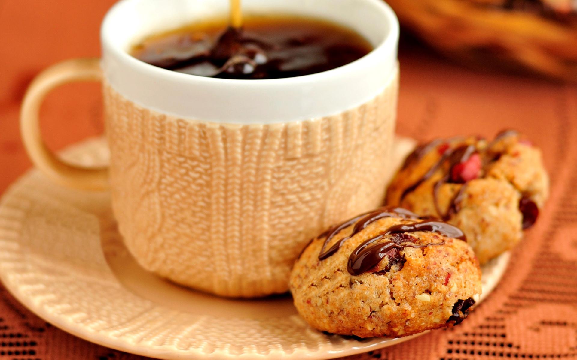 кофе со сладостями  № 140214 загрузить