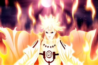 Namikaze Minato, Uzumaki Naruto - Obrázkek zdarma pro Samsung Galaxy Ace 3