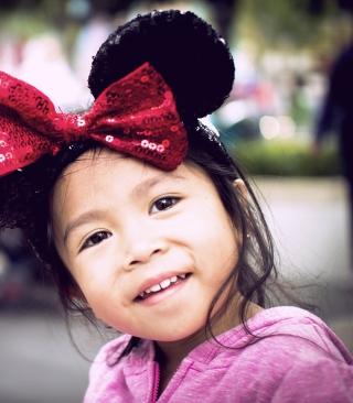 Cute Minnie Mouse - Obrázkek zdarma pro Nokia X3