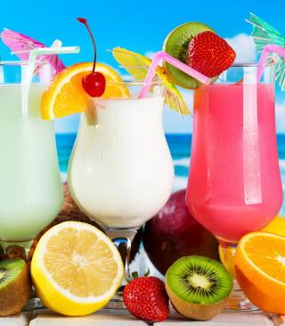 Summer Drinks - Obrázkek zdarma pro 640x1136