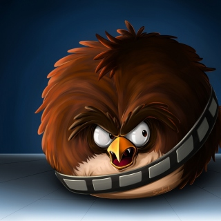 Angry Birds Artwork - Obrázkek zdarma pro 208x208