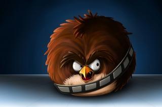 Angry Birds Artwork - Obrázkek zdarma pro 320x240