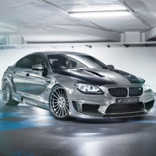 BMW M6 Coupe Hamann - Obrázkek zdarma pro iPad 3