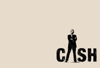 Johnny Cash Music Legend Background for Android, iPhone and iPad