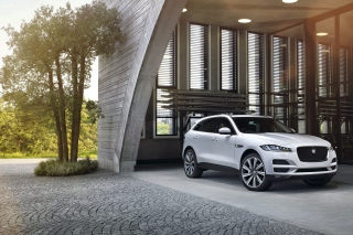 Free Jaguar F Pace S Picture for Android, iPhone and iPad