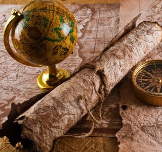 Travel The World - Obrázkek zdarma pro iPad mini 2