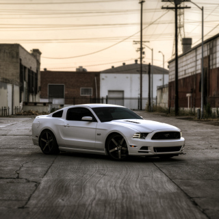Ford Mustang GT 643 - Obrázkek zdarma pro iPad