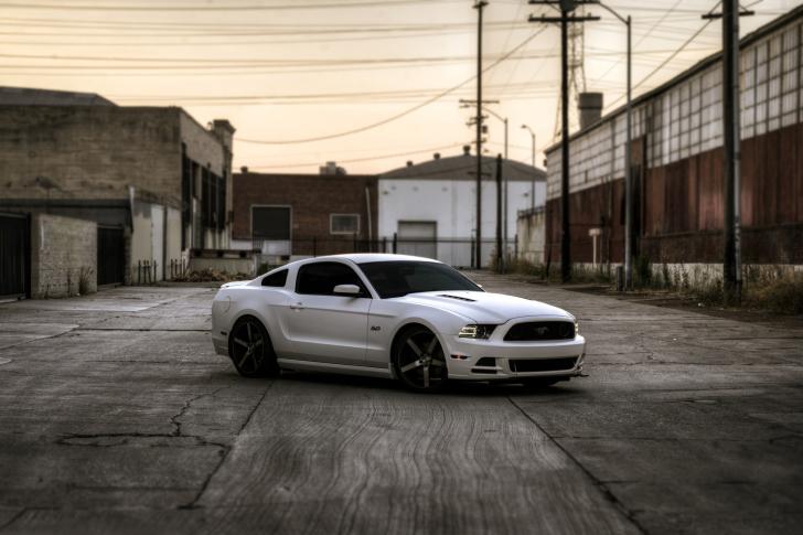 Ford Mustang GT 643 wallpaper