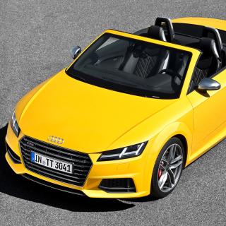 Audi TT Roadster - Obrázkek zdarma pro iPad