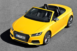 Audi TT Roadster Background for Android, iPhone and iPad
