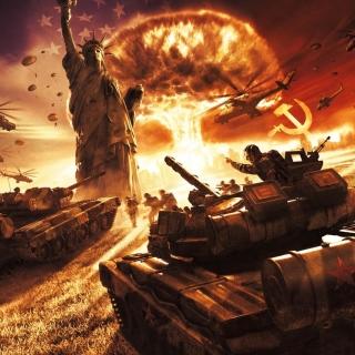 World War III - Obrázkek zdarma pro iPad Air