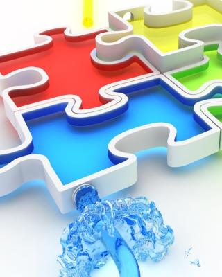 Colorful Puzzles - Obrázkek zdarma pro Nokia C5-05