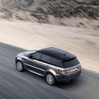 Land Rover Range Rover - Obrázkek zdarma pro iPad