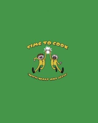 Time To Cook - Obrázkek zdarma pro iPhone 5C