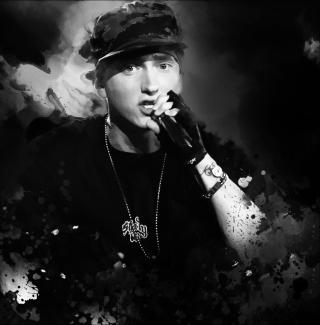 Eminem - Obrázkek zdarma pro 128x128