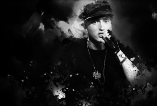 Eminem Wallpaper for Android, iPhone and iPad