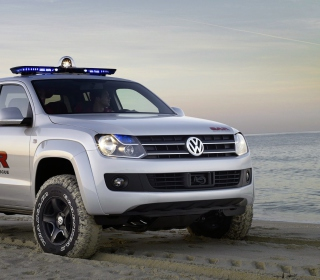 Volkswagen Pickup Concept - Obrázkek zdarma pro iPad mini 2