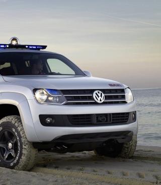 Volkswagen Pickup Concept - Obrázkek zdarma pro Nokia X2-02