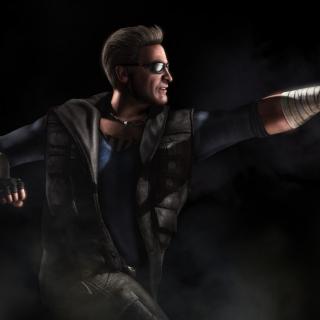 Johnny Cage Mortal Kombat 10 - Obrázkek zdarma pro 128x128