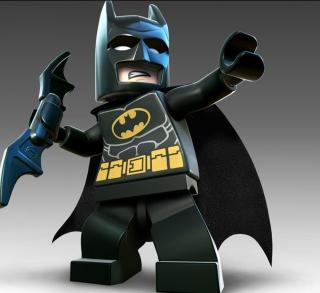 Lego Batman - Obrázkek zdarma pro 208x208