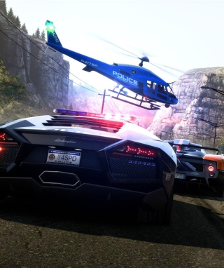 Need for Speed: Hot Pursuit - Obrázkek zdarma pro Nokia C6-01