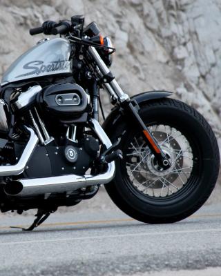 Harley Davidson Sportster 1200 - Obrázkek zdarma pro Nokia X1-00