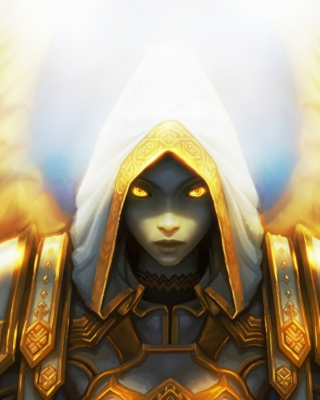 Priest, World of Warcraft - Obrázkek zdarma pro iPhone 6 Plus