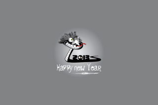 Happy 2013 Snake Year - Obrázkek zdarma pro 1600x900