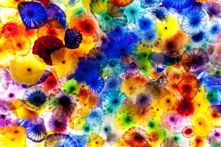 Colored Glass Wallpaper for Android, iPhone and iPad