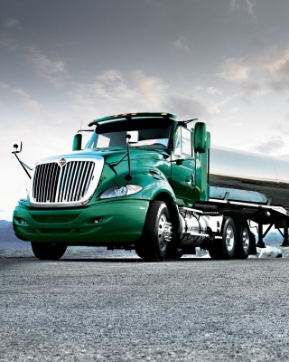 American Truck - Obrázkek zdarma pro Nokia 206 Asha