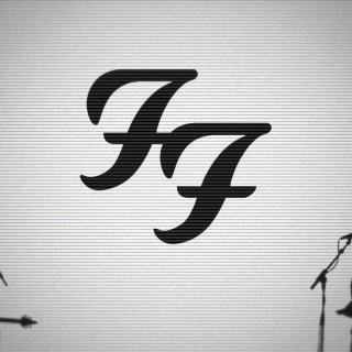 Foo Fighters - Obrázkek zdarma pro iPad mini 2