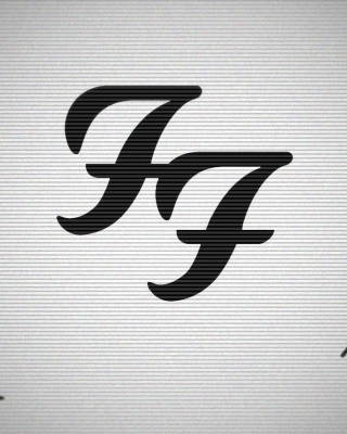 Foo Fighters Background for Nokia C5-05