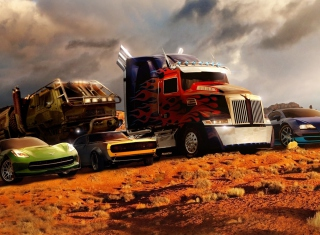 Free Transformers Picture for Android, iPhone and iPad