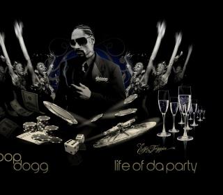 Snoop Dogg - Obrázkek zdarma pro iPad 3