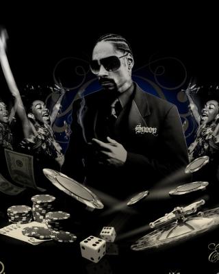 Snoop Dogg - Obrázkek zdarma pro iPhone 4S