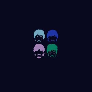 The Beatles - Obrázkek zdarma pro iPad mini