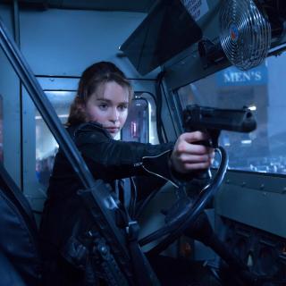 Terminator 5 Genesis - Obrázkek zdarma pro 128x128