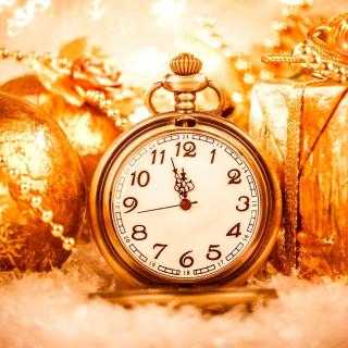 New Year Countdown Timer, Watch - Obrázkek zdarma pro iPad 2