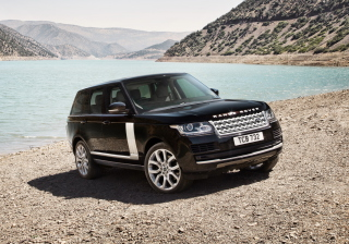Range Rover L405 Background for Android, iPhone and iPad